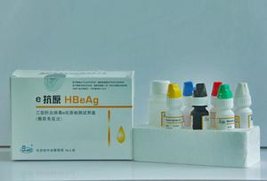 乙型肝炎病毒e抗原